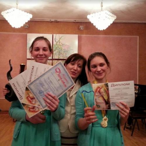 Київ 2015 конкурс арфістів ім. Гаазе